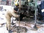 Исследования грунта в лаборатории