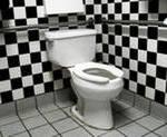 Продолжаем обустраивать туалет