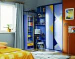 Шкафы для детской и спальни