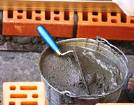 Подготовка строительных растворов