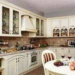 Современный итальянский стиль в оформлении кухни