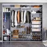 Elfa – универсальные гардеробные системы