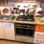 Учимся обустраивать кухню