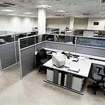 Использование офисных перегородок