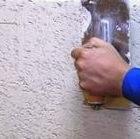 Использования декоративной штукатурки для стен