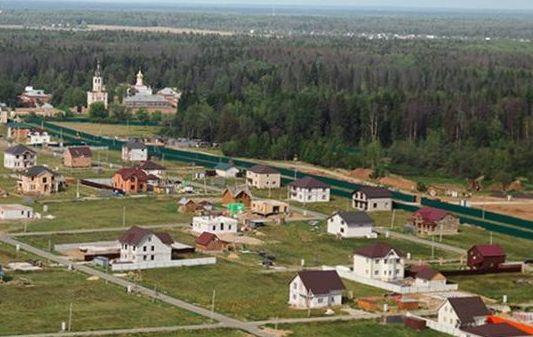 Коттеджный поселок «Зосимово»