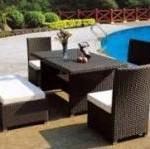 Стулья и столы: гармоничные комплекты