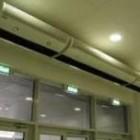 Тепловые завесы и тепловые пушки